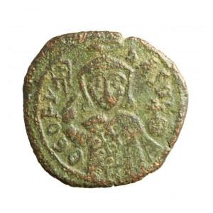 Bizancjum-Theophilus (829-842) mennica Konstantynopol, rzadki