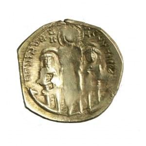 Bizancjum-AndronicusII Paleolog z Michałem IX Paleologiem (1295-1320)