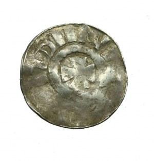 Naśladownictwo słowiańskie magdeburskiego denara krzyżowego X/XI w
