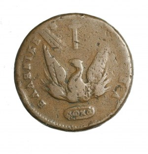GRECJA-REPUBLIKA 20 lepta 1831