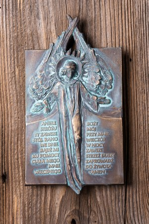 Krzysztof Brzuzan, Modlitwa: Aniele Boży