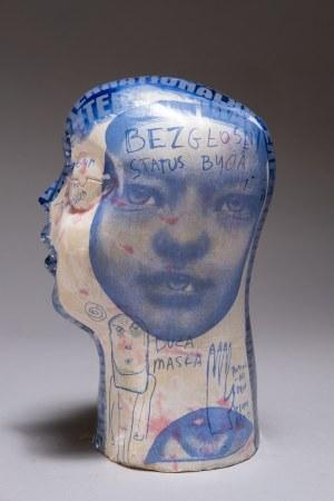 Małgorzata ET BER Warlikowska, Główka ceramiczna,