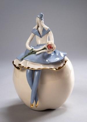 Karolina Szeląg, Dziewczyna z kwiatem