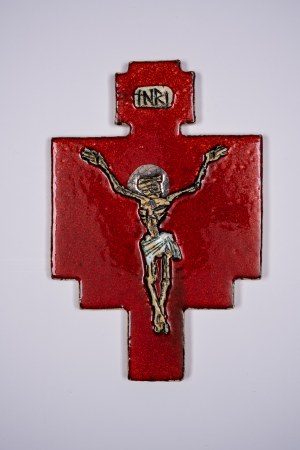 Stanisław Brach, Krzyż ceramiczny