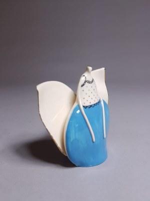 Karolina Szeląg, Anioł w niebieskiej sukience