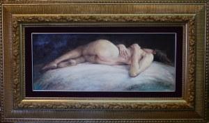 Daniel Pielucha, AKT 25 x 60 cm