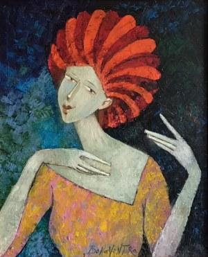 Jan Bonawentura Ostrowski, 50 x 60 cm.