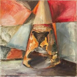Ewa Ludwikowska (ur. 1956), Martwa natura kubistyczna II, 2019