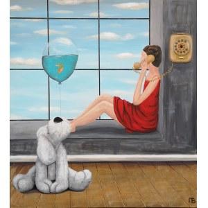 Mariusz Brzyzek (ur. 1984), Wiem gdzie jest Twój balon, 2021