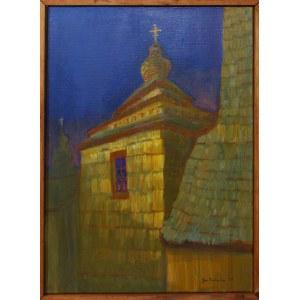 Jan Markiewicz (ur. 1995), Cerkiew beskidzka, 2020