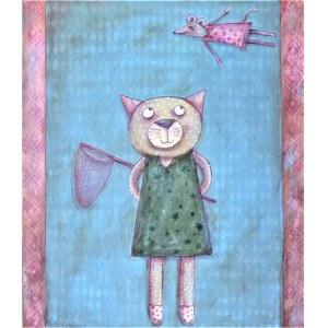 Małgorzata Chołda (ur. 1980), Latająca Mysz, 2020