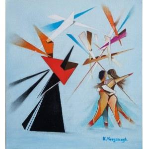 Krystyna Krzyszczyk (ur. 1959), Zakazany taniec, 2020