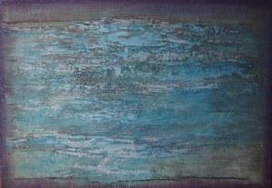 Małgorzata Pastuszek (ur. 1962), Impresja morska, 2020