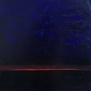 Lidia Wnuk (ur. 1988), Wieczorne niebo XXI, 2021