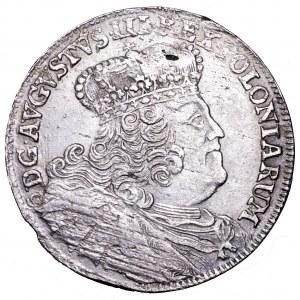 August III Sas, ort 1756 EC, Lipsk