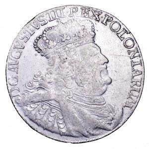 August III Waza, ort 1755 EC, Lipsk