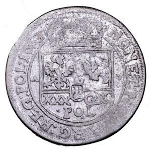 Jan II Kazimierz, tymf 1663 AT