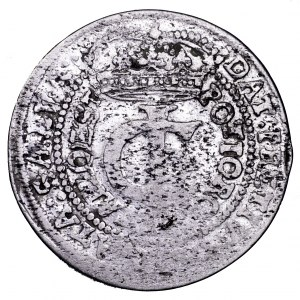 Jan II Kazimierz, tymf 1666 AT