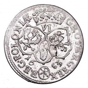Jan III Sobieski, szóstak 1683, Bydgoszcz - piękny