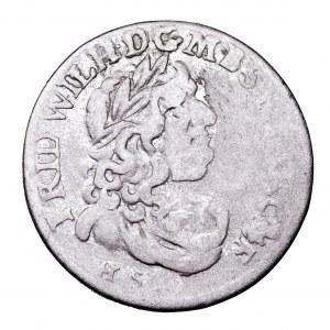 Prusy, Fryderyk Wilhelm, szóstak 1684 HS