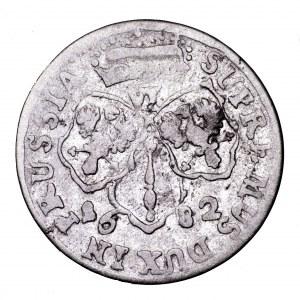Prusy, Fryderyk Wilhelm, szóstak 1682 HS