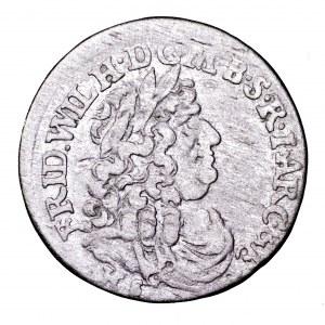 Prusy, Fryderyk Wilhelm, szóstak 1683 HS