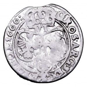 Jan II Kazimierz, szóstak 1666 AT