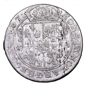 Jan II Kazimierz, ort 1667 TLB, Bydgoszcz