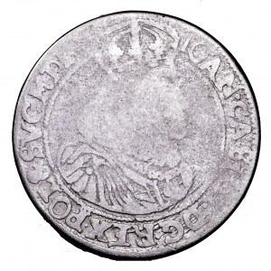 Jan II Kazimierz, ort 1658 AT, Poznań