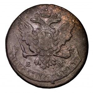 Rosja, Katarzyna II, 5 kopiejek 1764 EM