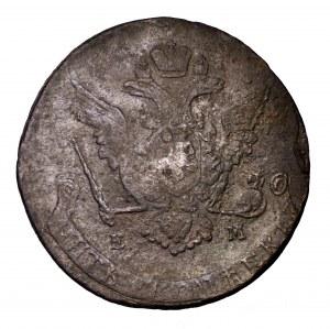 Rosja, Katarzyna II, 5 kopiejek 1772 EM