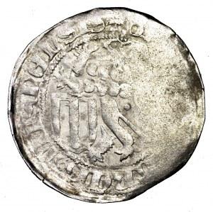 Niemcy, Fryderyk II Łagodny, grosz miśnieński 1457-1464