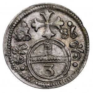 Śląsk, greszel 1686, Opole - piękny