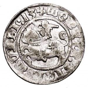 Zygmunt I Stary, półgrosz 1513, Wilno