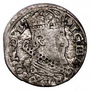 Zygmunt III Waza, grosz 1626, Wilno - Pogoń bez tarczy