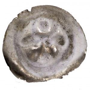 Pomorze Wschodnie, Świętopełk II, brakteat głowa wołu