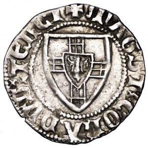 Zakon Krzyżacki, Konrad von Jungingen, szeląg - rzadki i piękny