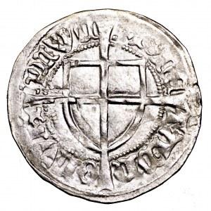 Zakon Krzyżacki, Michał von Kuchmeister, szeląg 1416-1422 - śliczny