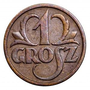II Rzeczpospolita, 1 grosz 1928