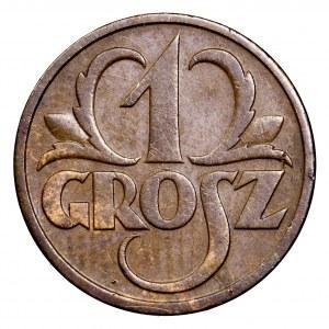 II Rzeczpospolita, 1 grosz 1931