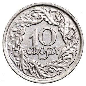 II Rzeczpospolita, 10 groszy 1923