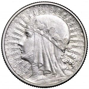 II Rzeczpospolita, 2 złote 1934, Polonia