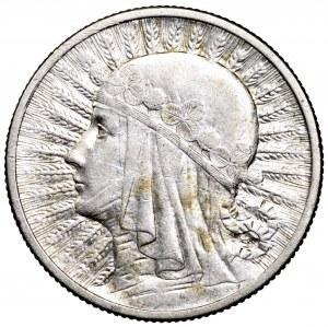 II Rzeczpospolita, 2 złote 1933, Polonia
