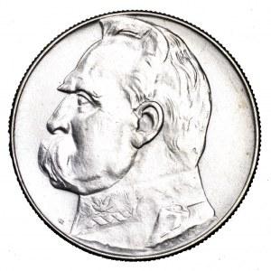 II Rzeczpospolita, 10 złotych 1939, Piłsudski - rzadsze