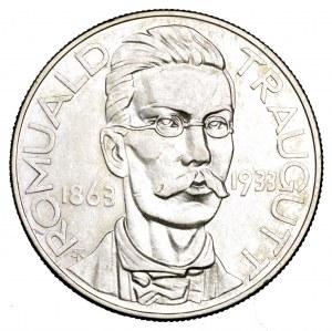 II Rzeczpospolita, 10 złotych 1933, Romuald Traugutt