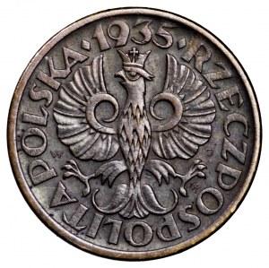 II Rzeczpospolita, 1 grosz 1935