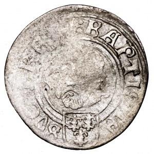 Śląsk, Ks. Nyskie, Jan Turzo, grosz 1507, Nysa - rzadki