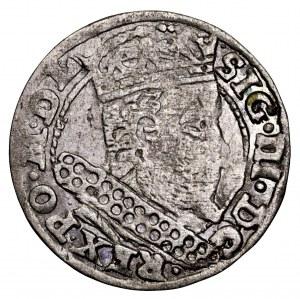 Zygmunt III Waza, grosz 1606, Kraków - Lewart