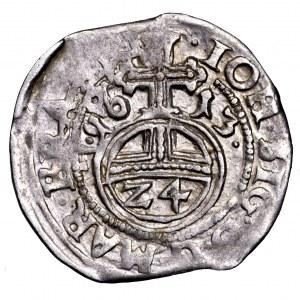 Prusy Książęce, Jan Zygmunt, grosz 1613, Drezdenko