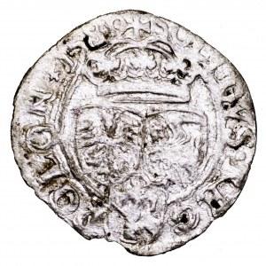 Zygmunt III Waza, szeląg 1589, Olkusz - rzadszy